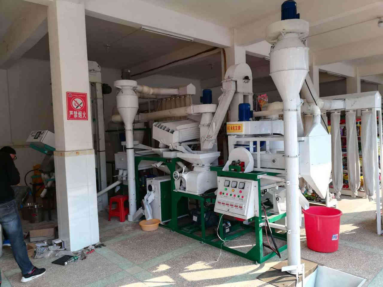 日产20吨 碾米机 价格54800元